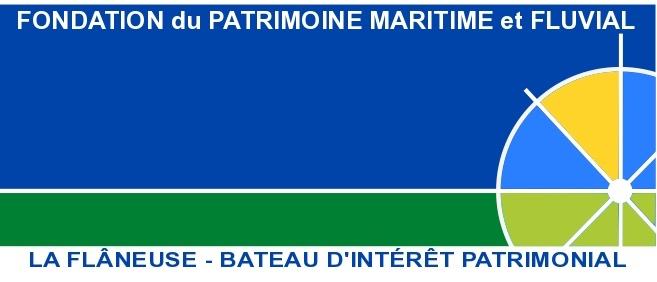 Logo Fondation du patrimoine recadré